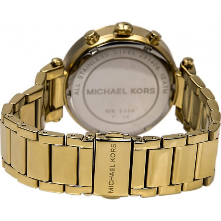 Michael Kors MK5354 с хронографом